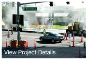 Robb/Sharlands Intersection Improvement Project